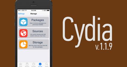 Cydia 1.1.9