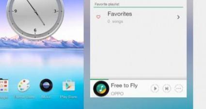 kill task or app Oppo Joy 3