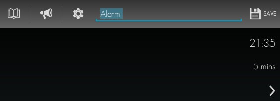 set YouTube video as alarm tone Android i