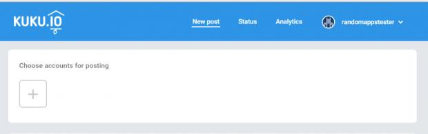 KUKU social media management tool