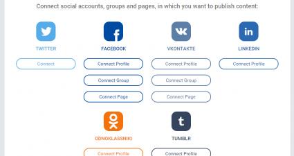 KUKU social media management tool d