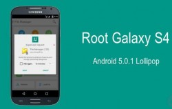 How to root Galaxy S4 GT-I9505 on Lollipop 5 0 1 [Guide