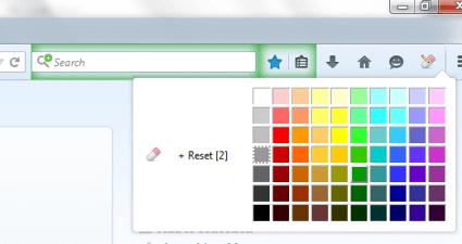 hide UI elements Firefox c