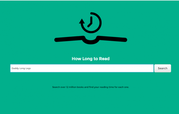 how to long to read a book