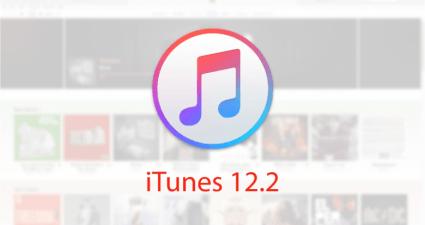 iTunes 12.2