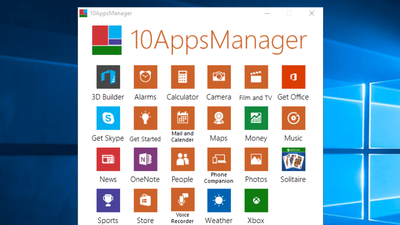 How to uninstall stock apps on Windows 10 and reinstall them again
