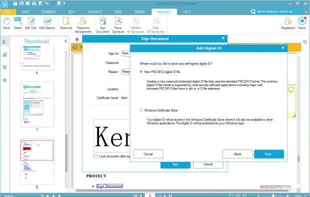 PDFelement for Mac Windows Wondershare c