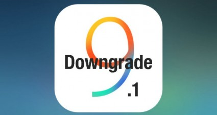 Downgrade iOS 9.1 to iOS 9.0.2