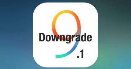 Downgrade iOS 9.1 to iOS 9.0.2