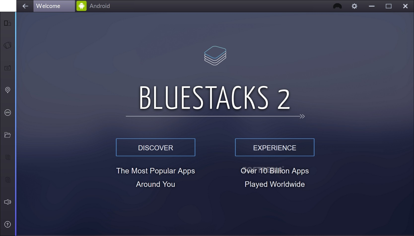 bluestacks how to root