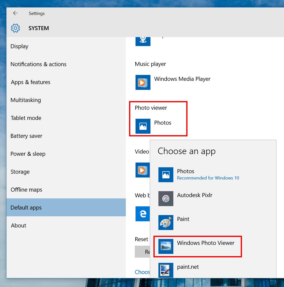 android set default pdf viewer