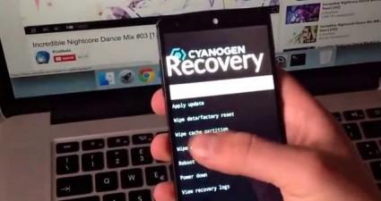 cyanogen-recovery
