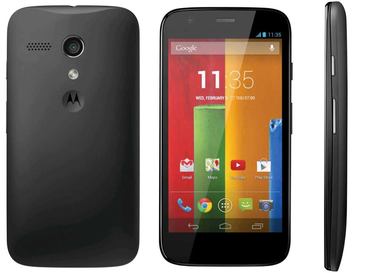 Motorola android l update: eligible smartphones include moto g.