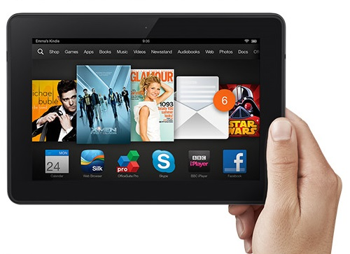 How to install TWRP Recovery on Amazon Kindle Fire HDX (3 0) [Guide
