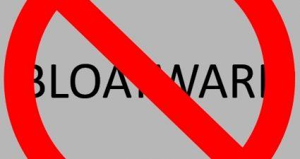 antibloatware