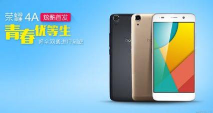 Huawei Honor 4A LTE