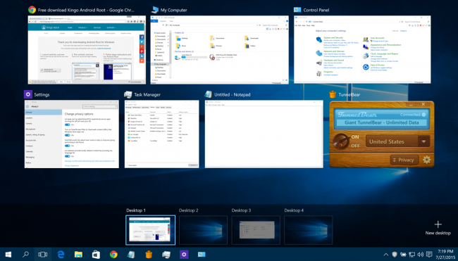 multidesktop