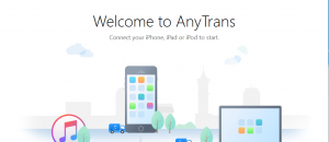 AnyTrans Connect Device