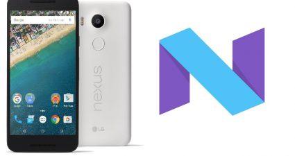 google-nexus-5x-nougat