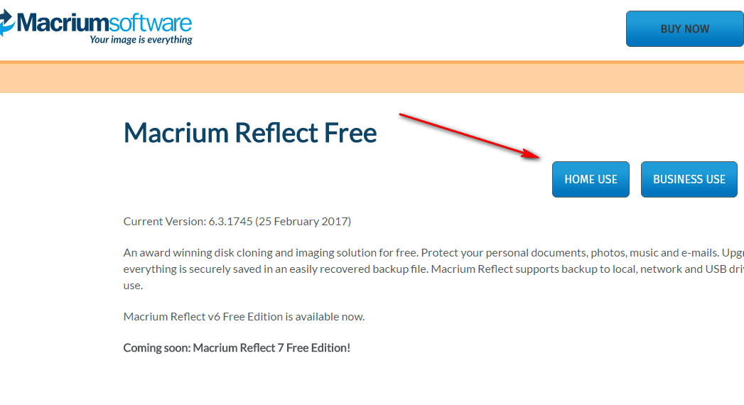 How to backup and restore Windows 10 with Macrium Reflect [Tip