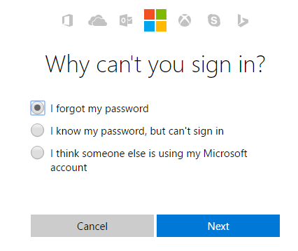 how to reset windows 10 password without internet