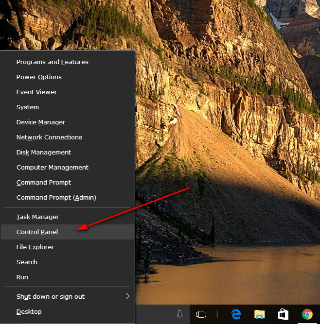 How to open Control Panel in Windows 10 [Tip] | dotTech