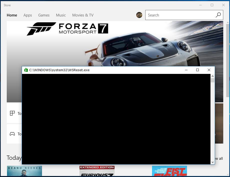 reset windows 7 update cache