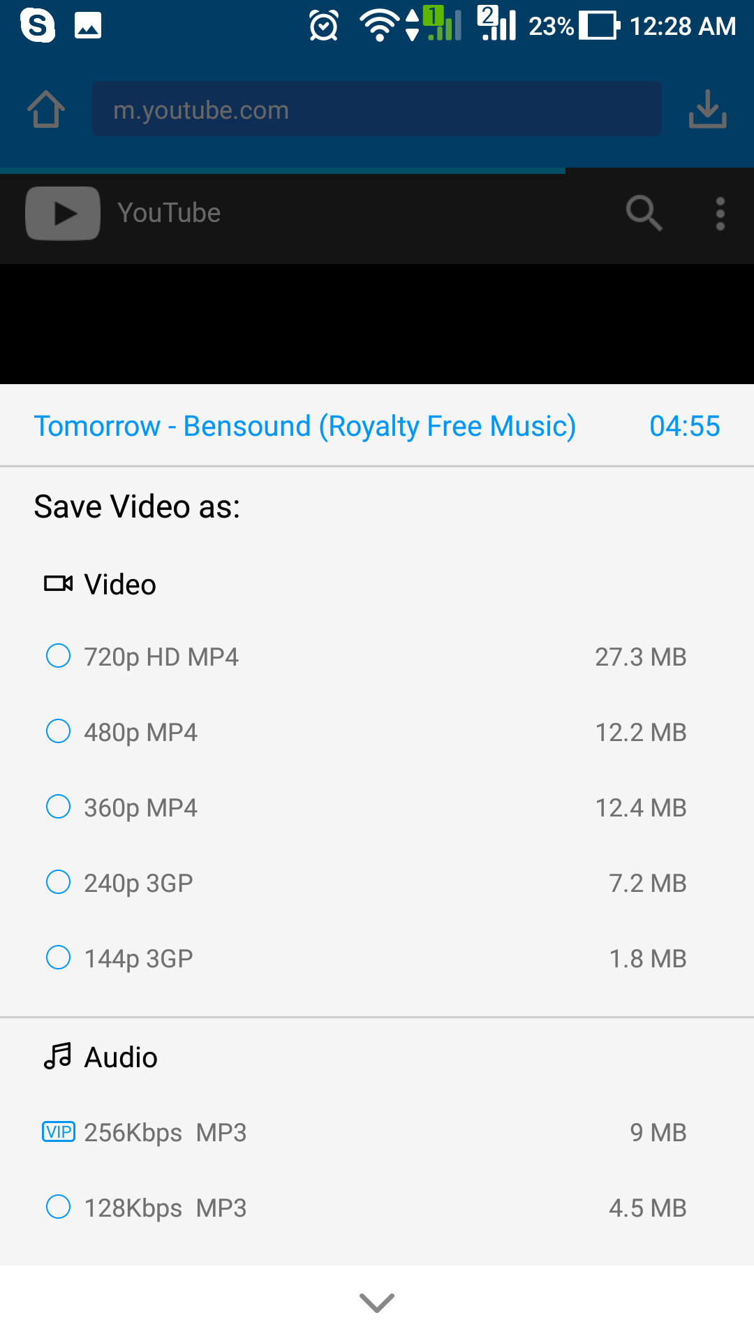 Download HD videos fast with KeepVid YouTube Video Downloader