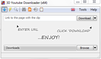 How to download videos using 3D Youtube Downloader [Windows] | dotTech