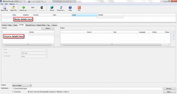 How to reencode videos using XMedia Recode [Windows] | dotTech